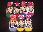 New KPOP BTS Bangtan Boys Low Ankle Socks - US SELLER