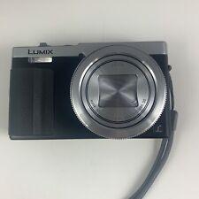 Panasonic Lumix DMC-ZS50S 12.1 MP Digital Camera - Silver