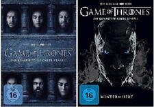 Game of Thrones Staffel 6+7 DVD Set NEU OVP
