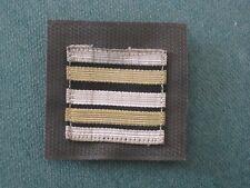 militaria , grade pour tenue F1 de lieutenant colonel