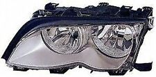 Depo 344-1109L-AS1 BMW 3 Series Driver Side Replacement Headlight Assembly