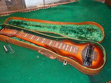 Vintage Kalamazoo 1930's Pre War Gibson EH-150  Lap Steel Guitar W/OHSC