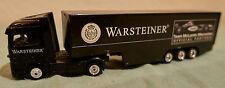 """Modellauto,Sattelschlepper,mit Werbeaufschrift """"Warsteiner"""""""