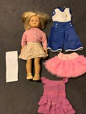 KIT KITTERAGE American Girl Original Dress Retired ALSO SAILOR OUTFIT