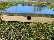 8 FRAME GALVANISED BEE HIVE LID BEEHIVE ROOF AIR VENT NZ PINE PICKUP AVAILABLE