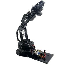 Mechanical Arm Clamp Claw Machinery Aluminum Robot Structure 6 Dof Control Kit