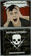 Punk-Doppelpack: Death By Stereo - Black Sheep of... + Punk-Hörspiel Doppel-CD