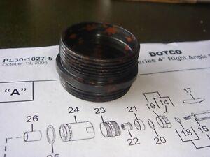 NOS OEM Dotco angle grinder sander air 2043 Lock Ring 10-27 Series