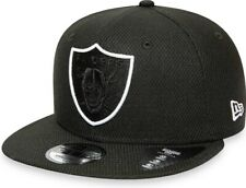 New Era Oakland Raiders Team Outline OTC Snapback Cap 9fifty 950 S M Basecap