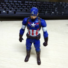 "3.75""  Hasbro Marvel Universe Heroic Age Captain America First Avenger Boy Toy"