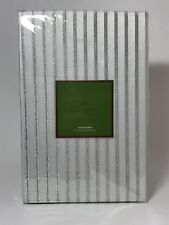 """*NEW* Kate Spade Harbour Drive Tablecloth - 70"""" Round - Silver"""