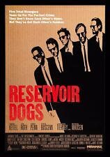 Reservoir Dogs Poster Length 500 mm Height: 800 mm SKU: 8960