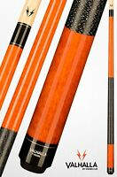 Valhalla by Viking 2 Piece Pool Cue Stick- Autumn with wrap - Lifetime Warranty!