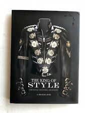 THE KING OF STYLE DRESSING MICHAEL JACKSON BY MICHAEL BUSH BOOK