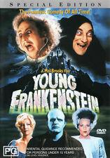 Young Frankenstein (Special Edition) NEW DVD Mel Brooks Gene Wilder REGION 4 AU