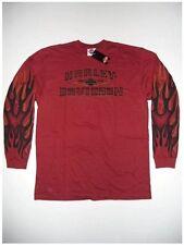 Harley-Davidson Langarm Herren-T-Shirts