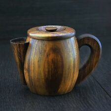 Vintage Classic wooden shaving MUG for hot water Traditional old style shave