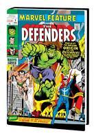 Defenders Omnibus HC (2021) Marvel - Vol #1, Neal Adams DM Variant, NM (New)