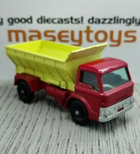 Matchbox Lesney No.70d Ford D Series Grit Spreader 1966 Vintage Diecast