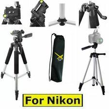 "57"" PROFESSIONAL LIGHTWEIGHT TRIPOD FOR NIKON DSLR D3000 D90 D80 D40 D3100 D610"