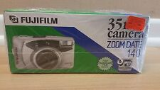 NEW Fujifilm Zoom Date 140 35mm Point & Shoot Film Camera New, Sealed Package