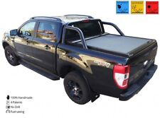 Laderaumabdeckung black matt FORD Ranger LIMITED T6 Double Cab