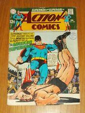 ACTION COMICS #372 VG (4.0) DC COMICS SUPERMAN FEBRUARY 1969