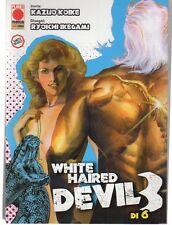 PLANET MANGA WHITE HAIRED DEVIL NUMERO 3 DI 6 (sconto 15%)