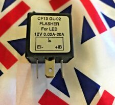 ⭐⭐ Triumph Bike 12V LED INDICATOR FLASHER RELAY UNIT ⭐⭐