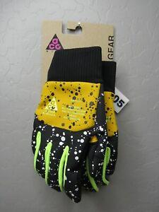 Nike Lab ACG Shield Running Gloves Sz Medium - Men's