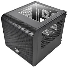 Thermaltake Core V1 Mini-ITX  Cube Case 20CM Fan 2 x USB 3.0 Side Window