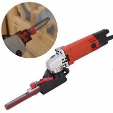 Angle Grinder Adapter Belt Sander Parts Kit Abrasive Belt Cutting Grinding