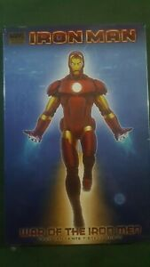 Iron Man War Of The Iron Men Premier Edition Sealed HC Hard Cover