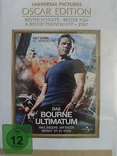 Das Bourne Ultimatum - Matt Damon ist CIA Agent Jason Bourne - Profi Killer