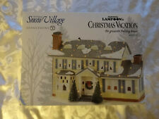 Dept 56 National Lampoon's Christmas Vacation ~ Griswold Holiday House Nib