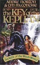 Der Schlüssel der keplian: Geheimnisse der Hexe Welt-exlibrary