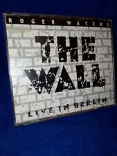 2 CD  - THE WALL LIVE IN BERLIN/ ROGER WATERS ( TWEEDE-HANDS / USED / OCCASION)