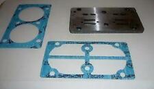 Ensemble Plaque de montage Vannes B2800 B3800 Ns11 Ns18 Compresseurs ABAC