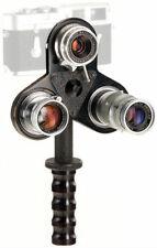 Leica OROLF Three Lens Turret, Leitz Wetzlar, mint condition