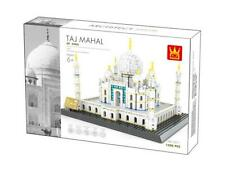 Taj Mahal Agra India Building Blocks Bricks - Wange