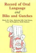 Record of Oral Language and Biks and Gutches, Marie M. Clay, Good Books