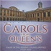 CAROLS FROM QUEEN'S NEW CD