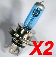 2x Auto H4 Xenon Hell Weiß Lampen 100W Glühlampen Birnen Lampe 12V Deutsche Post