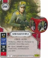 A280 Blaster Rifle	 - 	Rare	 - 	Empire at War	-30  Star Wars Destiny W/ DICE