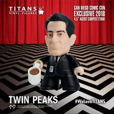 New Sealed Twin Peaks Agent Dale Cooper, Vinyl Titans Figure 2018 SDCC Exclusive