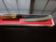 Japanisches Profi Kochmesser Gyuto (Klinge:180mm)Blaustahl-1(Aogami-1)