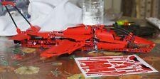 Lego Technic 9394 L'avion supersonique Jet Plane Complet boîte notices