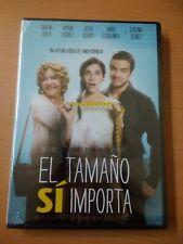 El TamaÑO Si Importa Ximena Ayala Mara Escalante Vadhir Derbez New Dvd Region1&4