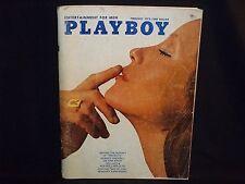 Playboy February 1972 MacBeth R. Buckminster Fuller Angel Thompkins PJ Lansing