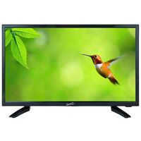 "SuperSonic 32"" 1080p LED Widescreen HDTV with 3 x HDMI & USB Input 